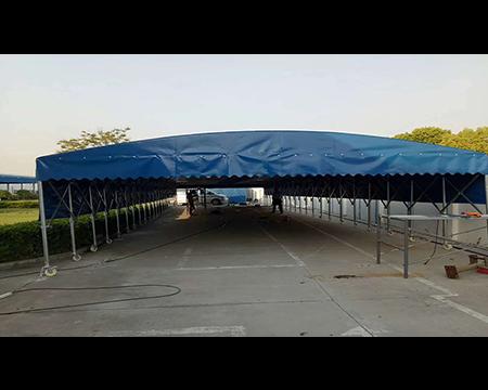 大型推拉篷