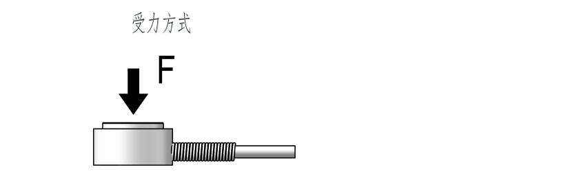 微型壓式測力傳感器