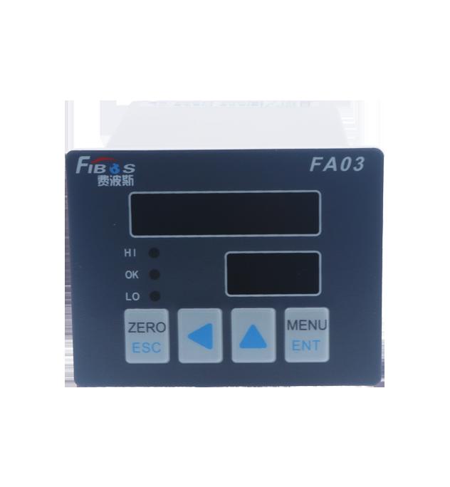 顯示控制測力儀表FA03