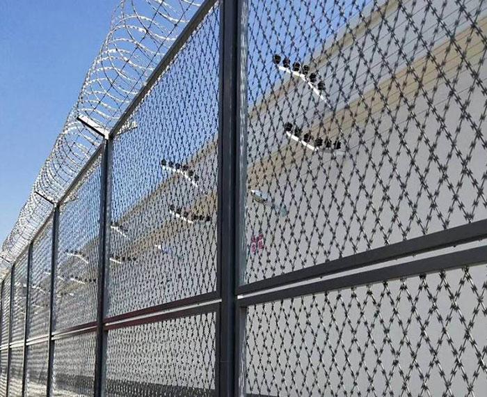 監獄鋼網墻