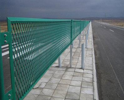 公路護欄網-防眩網