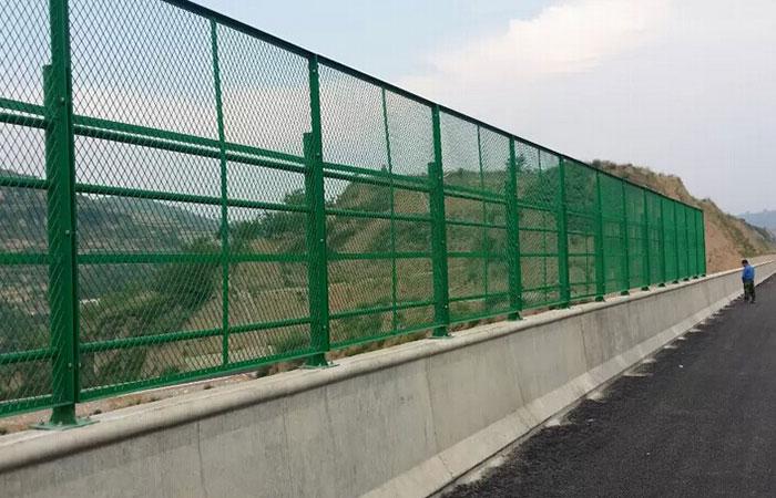 橋梁防拋網規格
