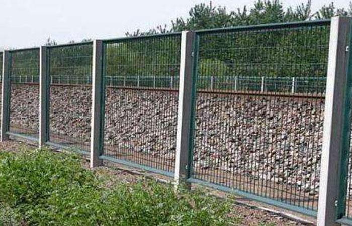 鐵路防護柵欄規格