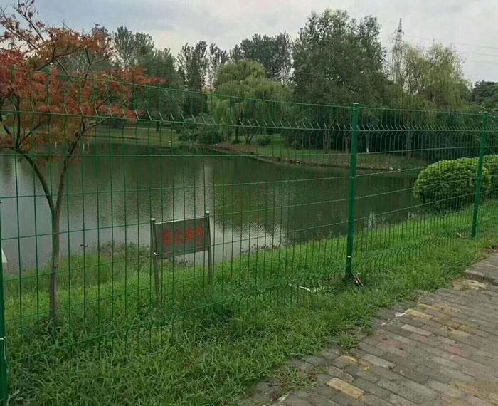 河道護欄網