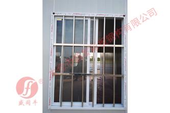 集裝箱專用雙開窗戶 規格5.0-92-1.2米