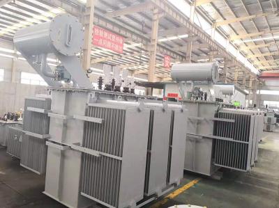 S11系列 35kv油浸式變壓器