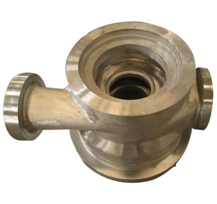 重水泵泵体