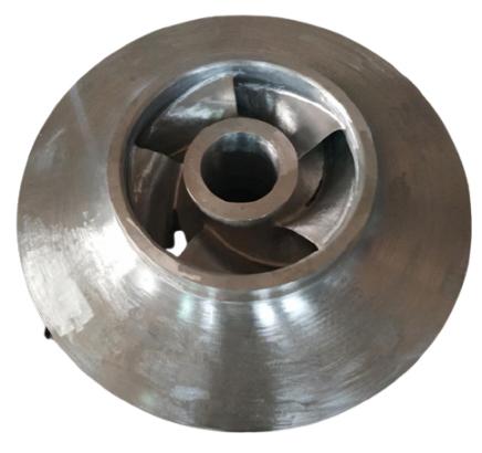 水泵铸件叶轮