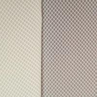 peva膜菱形夾網布