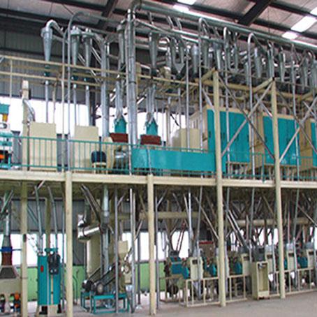 日雷竞技App玉米100-150吨联产生产线