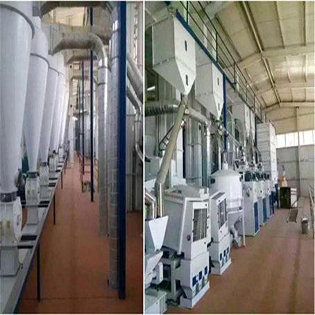 高粱雜糧燕麥制粉設備