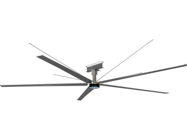 廠房車間降溫使用工業大風扇可以嗎?