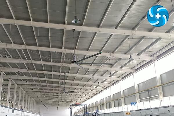 工業大風扇使用過程中需要注意的問題