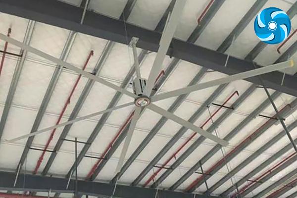工業大吊扇應用領域