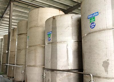 山茶油儲存倉庫