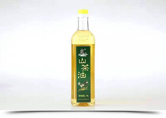 茶油單瓶(1Lx1)