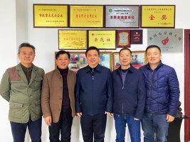 2020年12月武漢地質大學考察