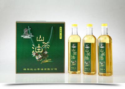山東霧仙山山茶油3L禮盒(1Lx3)