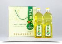 霧仙山山茶油食用植物調和油2L禮盒
