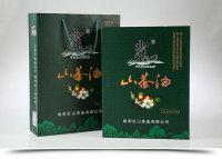 霧仙山山茶油500ml×2精品禮盒