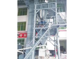 陕西干粉砂浆生产线(单体)