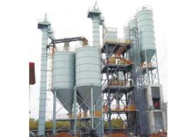 陕西年产30万吨干粉砂浆设备