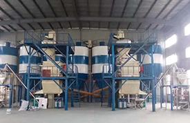干粉砂浆生产线的详情介绍