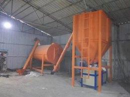 5噸膩子粉攪拌機