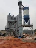 陕西15万吨干粉砂浆设备