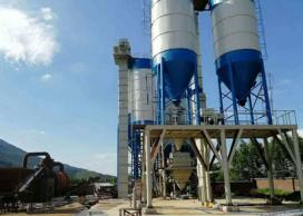 10萬噸干混砂漿生產線