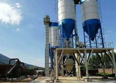 10万吨干粉砂浆生产线