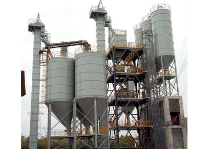 20万吨干粉砂浆生产线