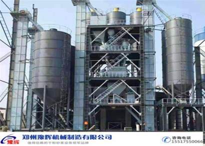 30万吨干粉砂浆生产线