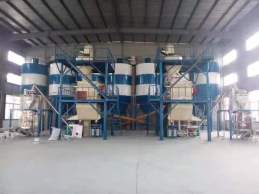 干粉砂漿成套設備