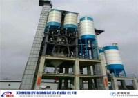 40萬噸干粉砂漿生產線
