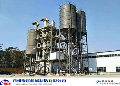 10萬噸干粉砂漿設備