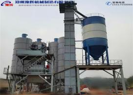 15萬噸干粉砂漿設備