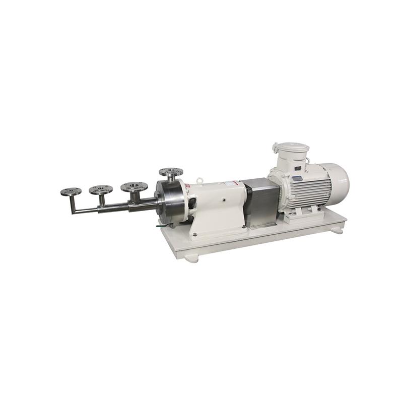 凸輪轉子泵型號選擇關鍵點和傳動的挑選