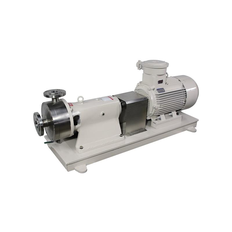 包膠型凸輪轉子泵