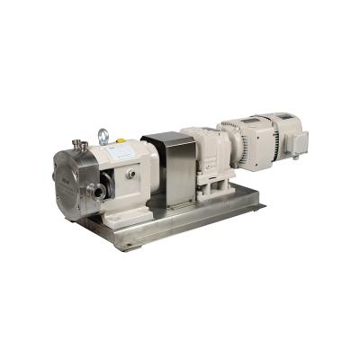 凸輪式轉子泵