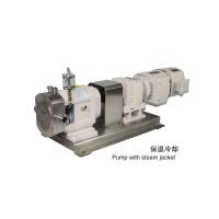 凸輪式轉子泵-保溫冷卻