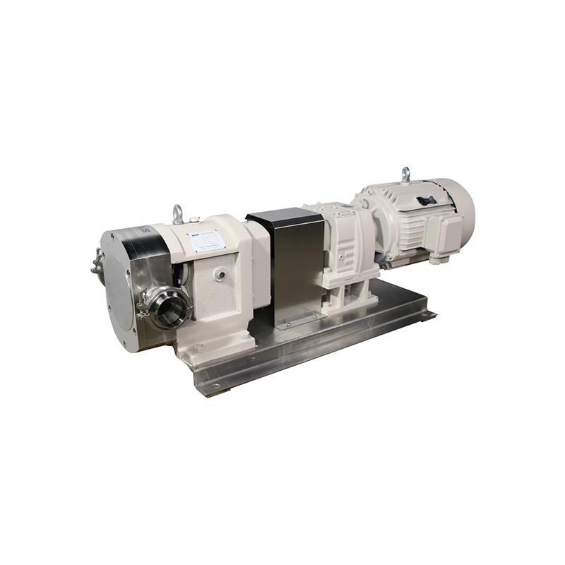 轉子泵可用的流量調節方式