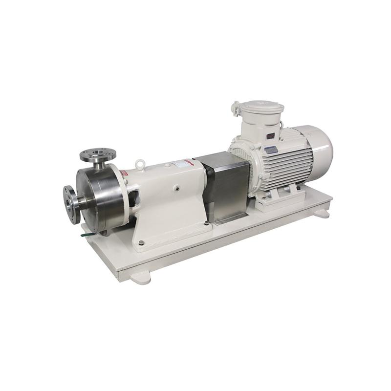 導熱凸輪式轉子泵配套設施變頻電動機時的常見問題