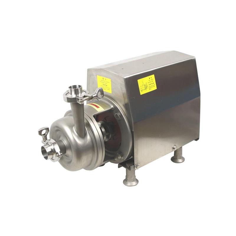 凸輪式雙轉子泵運用卸油掃倉工序的維護保養方法