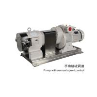 凸輪式轉子泵-手動機械調速