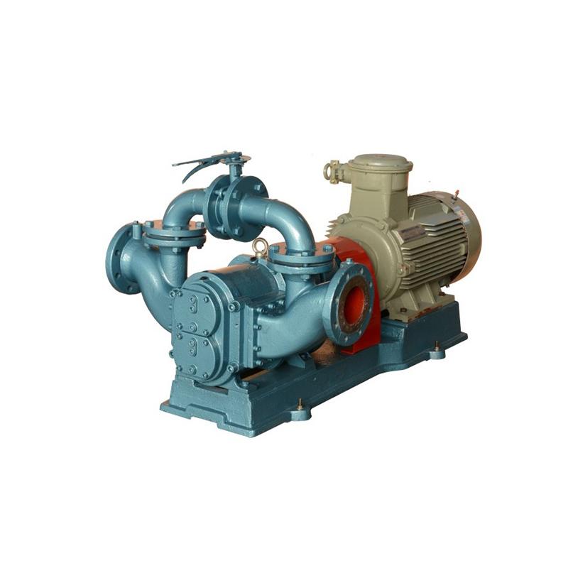 處理凸輪轉子泵機械設備密封難題