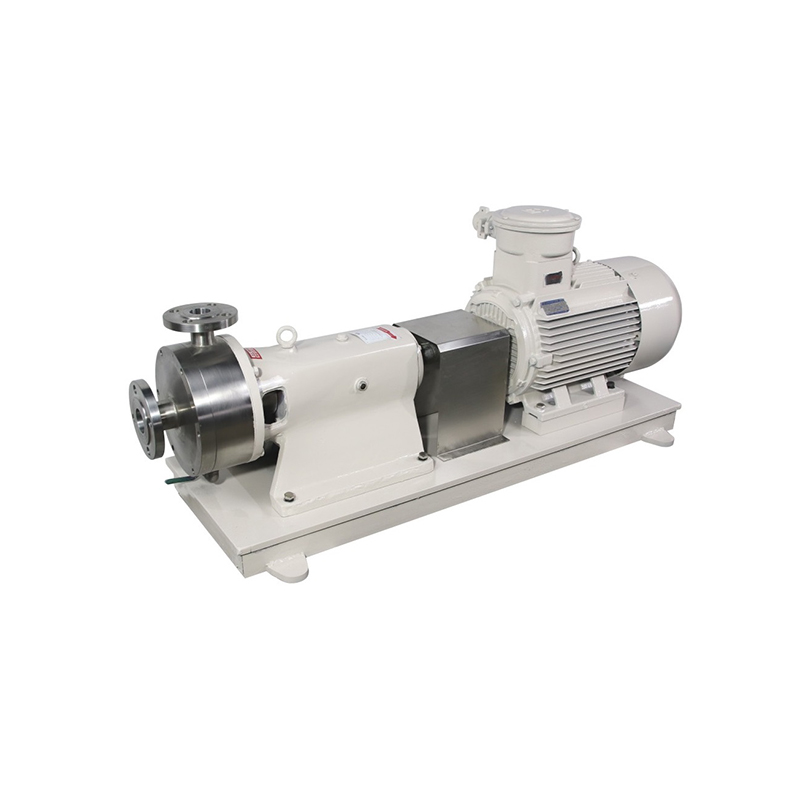 應用轉子泵廠家的益處有什么?