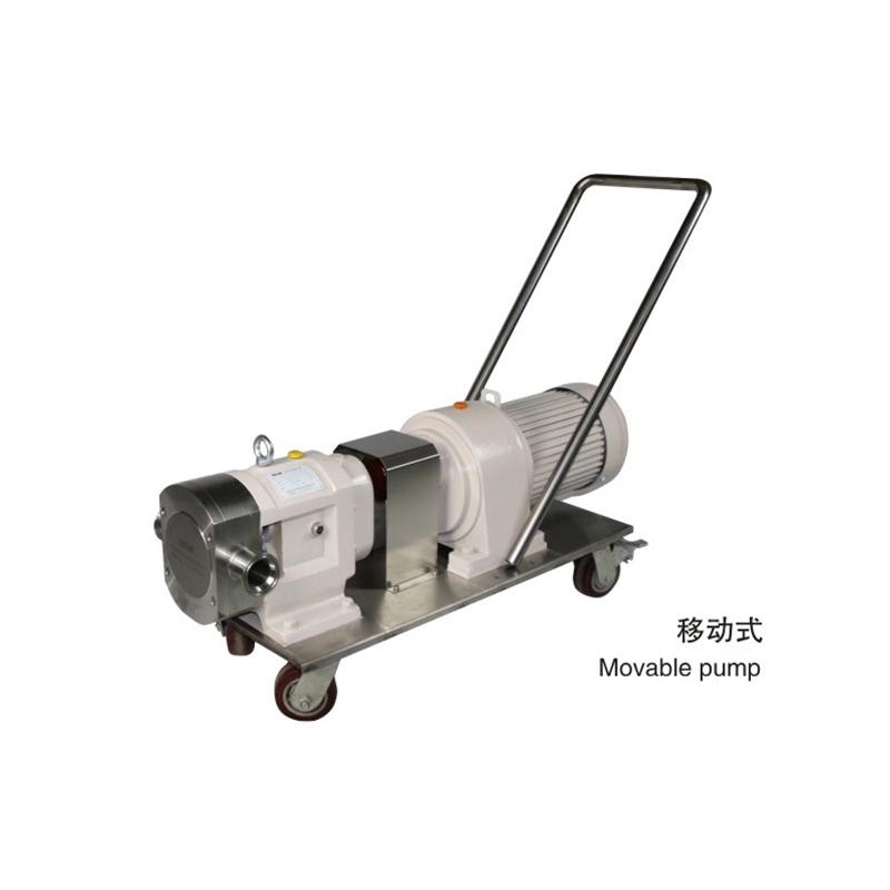 應用凸輪轉子泵常見問題,你了解多少