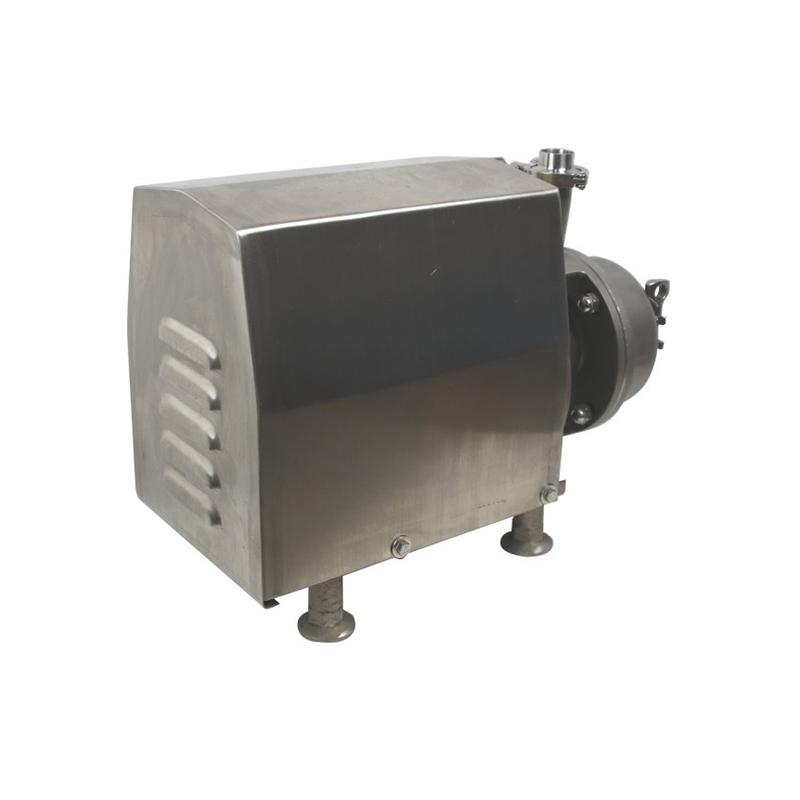 轉子泵的轉子形狀及特點
