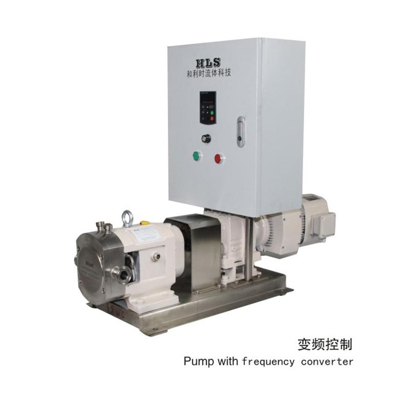 看看轉子泵廠家教你不銹鋼板轉子泵的運作優點與日常維護保養